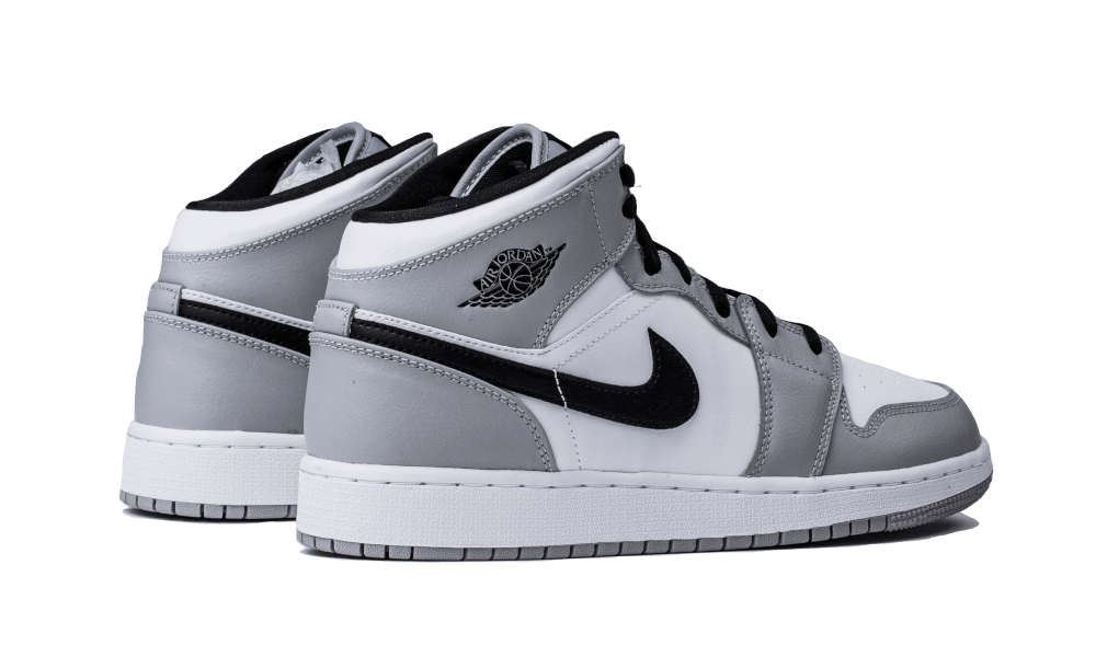 air jordan 1 mid light smokey grey