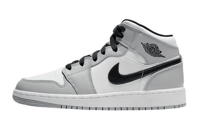 air jordans 1 mid grey