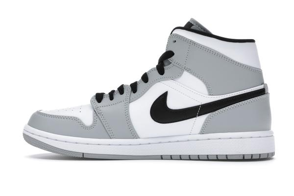 air jordans 1 mid light smoke grey