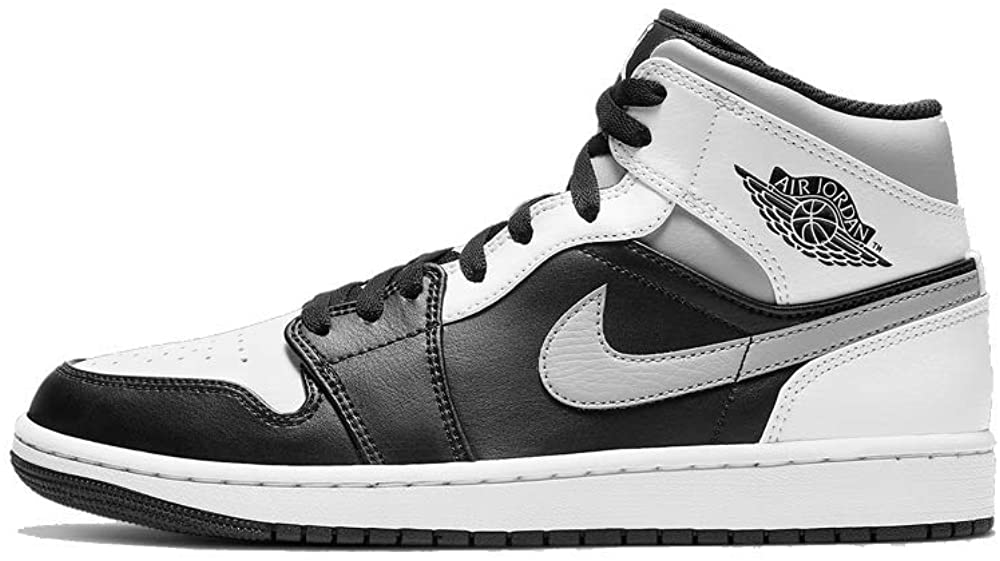 black and white air jordans