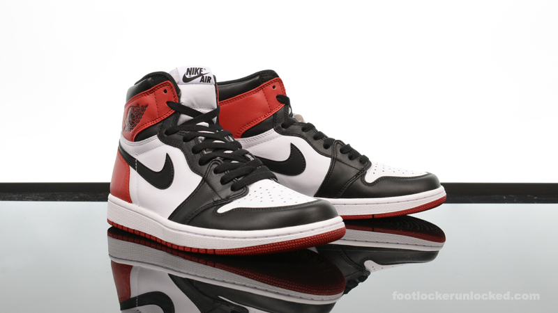foot locker air jordan 1